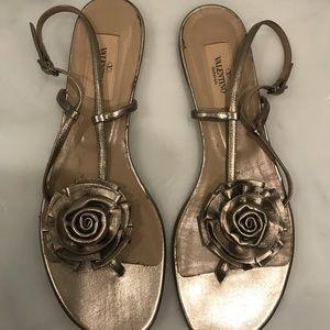 Valentino Rose Sandal